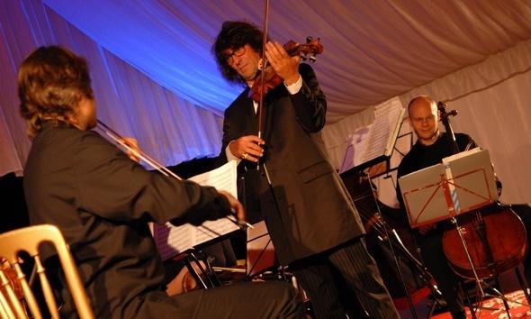 Yuri Bashmet - Domaine des Broix Concert 2007